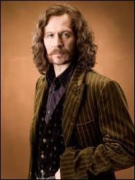 Comment s'appelle le parrain d'Harry, qui est allé à Gryffondor ?