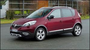 Le Renault Scénic 3 en tenue champêtre porte le nom ...