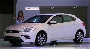Commercialisée uniquement en Chine, cette Fiat porte le nom de ...