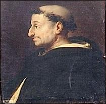 """Les """"piagnoni"""" s'opposent aux """"arrabbiati"""" autour des réformes d'un visionnaire dominicain. Il sera brûlé en place publique de Florence. Qui est-il ?"""