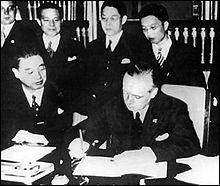Quelles nations réunit le pacte anti-Komintern ?