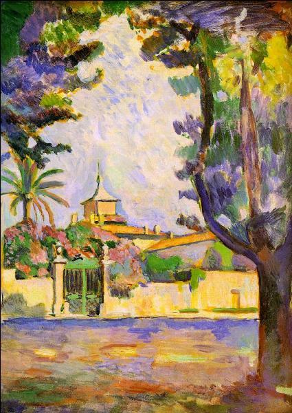 Qui a peint Place des Lices à Saint Tropez ?