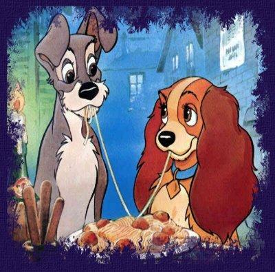 Les couples de dessins animés