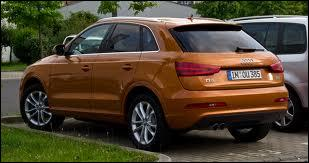 Ce petit 4X4 Audi est un ...