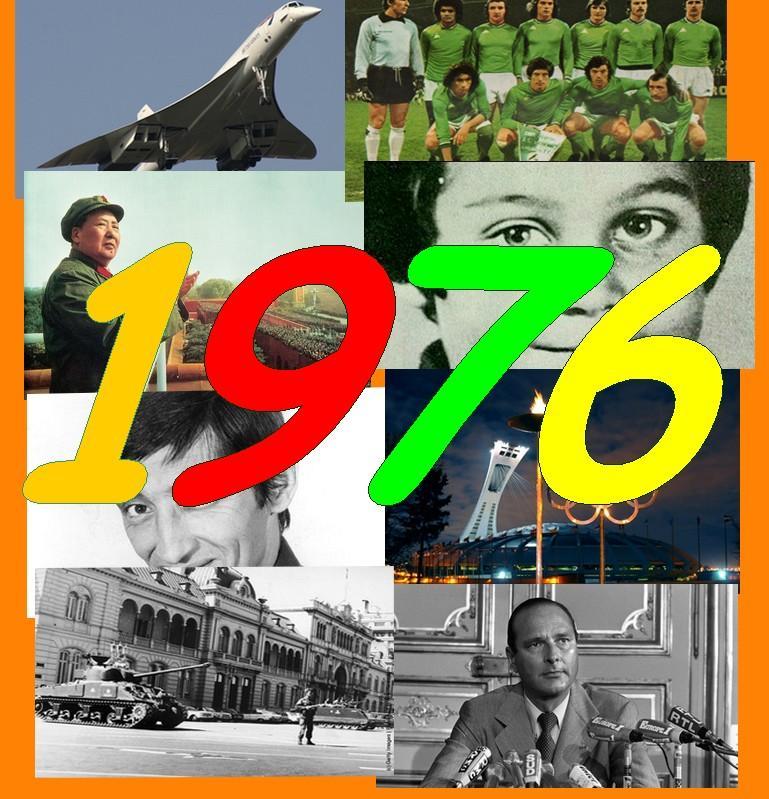 L'année 1976