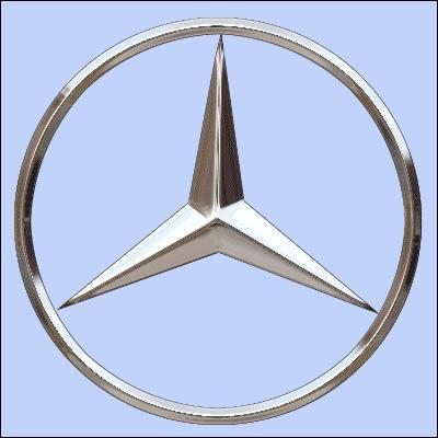 À quelle marque de voitures appartient ce logo ?