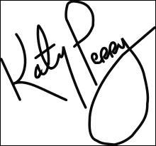 Katy Perry est...