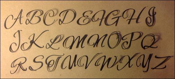 Quel pays a inventé la calligraphie ?
