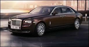 Connaissez-vous le nom de cette limousine ?