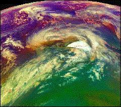 Quel phénomène météorologique a balayé la France dans la nuit du 27 au 28 février 2010 ?