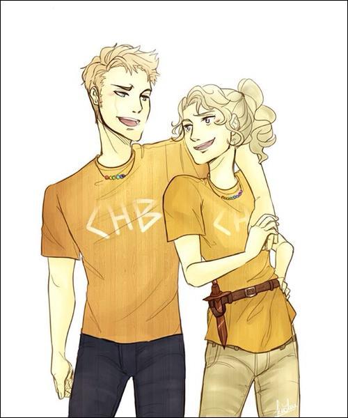 Frère et sœur ou amoureux ? Là est la question...Qui sont ces deux personnages ?