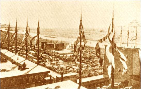 Dans quelle ville antique d'Égypte est situé le temple de Karnak ?