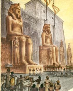 Monuments d'Égypte