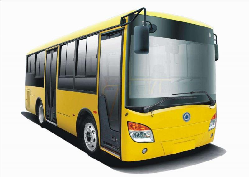 Le moyen de transport suivant est :