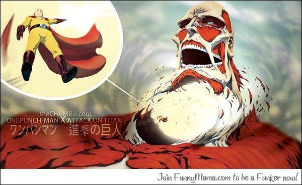 Incroyable, il (elle) est bien apparu(e) et a tué le Titan colossal ! On est sauvés ! Bravo à :