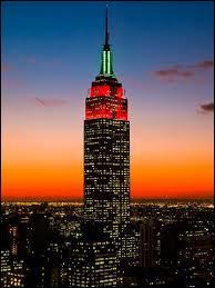 Empire State Building Date De Fin Construction