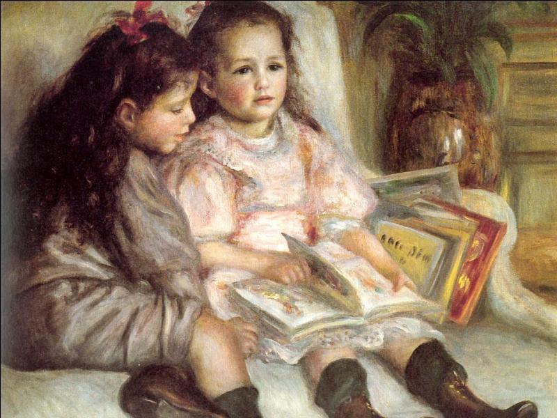 """Qui a peint """"Les enfants de Caillebotte"""" ?"""