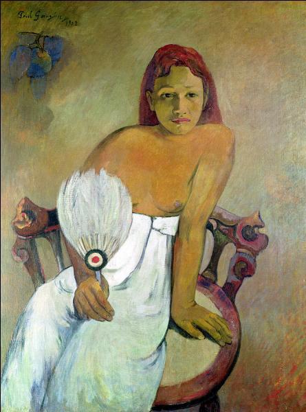Qui est ce peintre qui vécut et mourut aux îles Marquises ?
