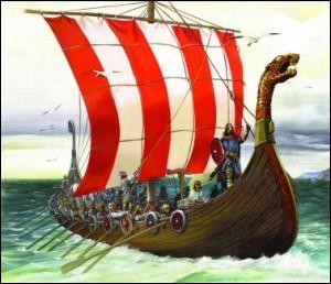 [Histoire] Quel était le nom des bateaux qu'utilisaient les Vikings ?