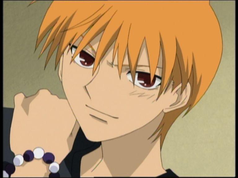 Étudiant de 16 ans, je suis dans la même classe que Tohru. Je suis né sous le signe du chat et je considère Yuki comme mon rival. Qui suis-je ?