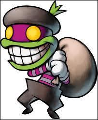 Qui est ce méchant masqué ?