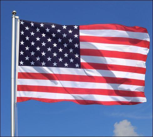 [Géographie] Combien d'étoiles comporte le drapeau américain ?