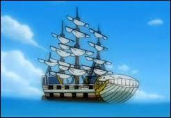 A quel équipage appartient ce navire ?