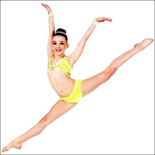 Quelle fille a eu une expérience de Cheerleading ?