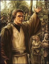 Sur quelle planète se situe l'académie Jedi de la Nouvelle République ?