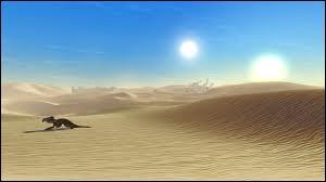Quelle planète n'est pas désertique ?