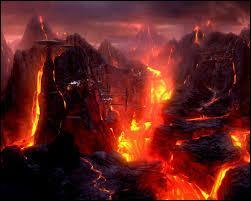 Quelle planète n'est pas volcanique ?