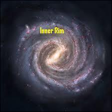 Quelle planète ne se situe pas dans la région Bordure Intérieure ?