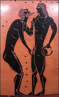 Dans la Grèce antique fait-on la distinction entre homosexualité et hétérosexualité ?