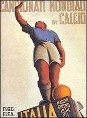 Où s'est déroulée la Coupe du monde de 1934 ?