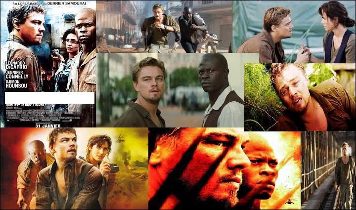 Trouvez le titre de ce film joué par Leonardo DiCaprio et Jennifer Connelly en 2006 !