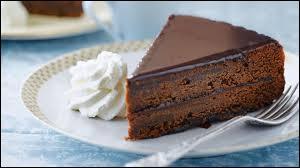 Quel est cette autre gâteau au chocolat moins connu ?