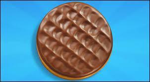 Quel est ce biscuit au chocolat ?