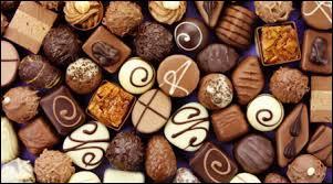 Quel pays est réputé pour son chocolat ?