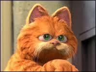 C'est le compagnon d'Odie. Trouvez le nom de ce chat !