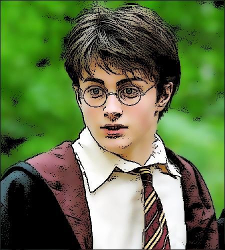Dans le septième tome, avant Ron Weasley, avec qui Harry avait-il momentanément rompu tout lien d'amitié ?