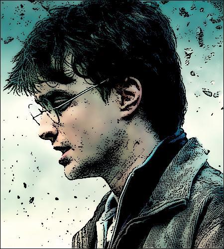 Quelle est la punition qu'écope Harry pour avoir tailladé son vieil ennemi Drago Malefoy ?