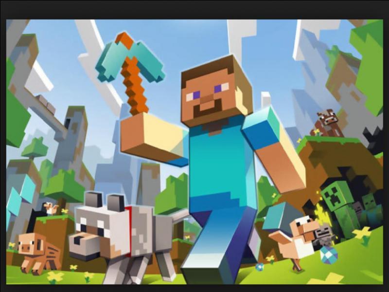 """Quelle est la traduction de """"Minecraft"""" ?"""