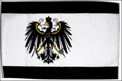 Ce drapeau était celui de...