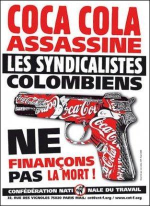 Dans quels pays des milices et autres organisations plus ou moins mafieuses ont-elles agi pour les intérêts de la multinationale ?