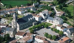La commune Deux-Sévrienne de Boismé se situe en région ...