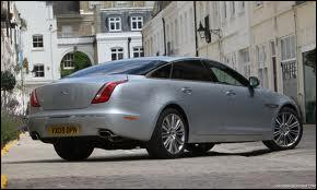 Cette grande Jaguar porte le nom de ...