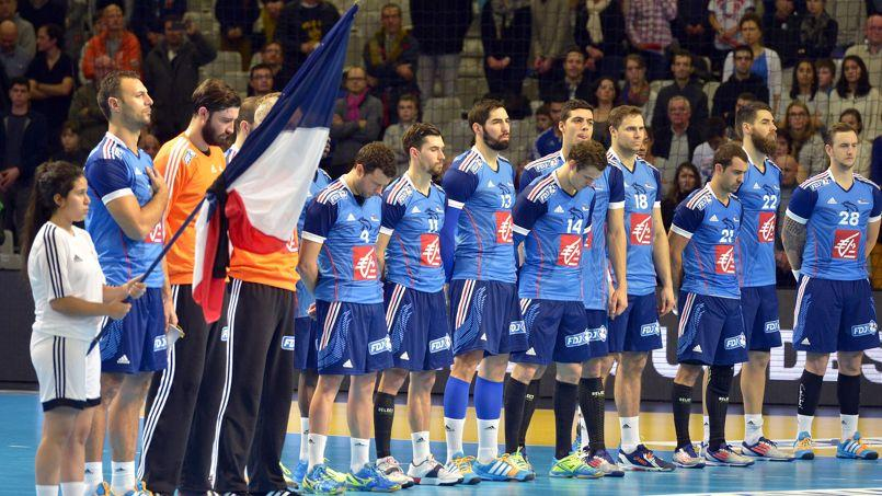 Equipe de France de handball 2015 (1/2)