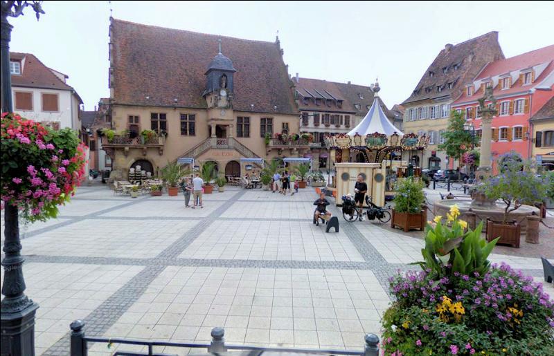 Une des étapes de la route des vins d'Alsace, cette ville du Bas-Rhin est connue grâce aux voitures de sport Bugatti. C'est...