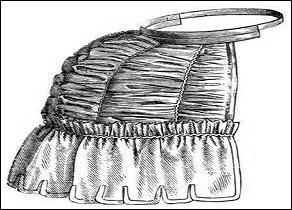 """Quel est le nom de ce """"dispositif"""" donnant du volume au postérieur de la coquette, et... faisant tourner la tête des messieurs ?"""