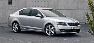 Cette voiture tchèque est une ...